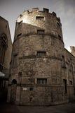 城堡牛津 库存照片