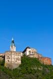城堡猜测 免版税库存照片