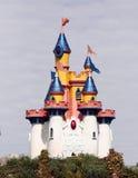 城堡玩具 库存照片
