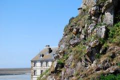 城堡的基本的部分 库存照片