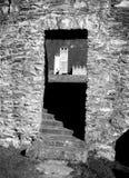 城堡的塔 库存图片