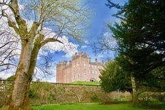 城堡的角度 图库摄影