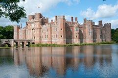 城堡的建筑学 免版税库存照片