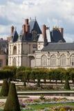 城堡皇家中世纪最近的巴黎 免版税库存照片