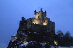 城堡皮埃尔st 库存图片