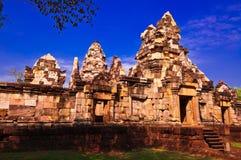 城堡省晃动srakaew泰国 库存图片