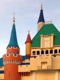 城堡童话 库存图片