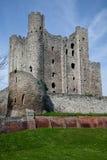 城堡罗切斯特 免版税库存图片