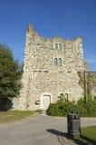 城堡罗切斯特 免版税库存照片