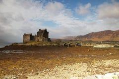 城堡苏格兰人 图库摄影