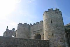 城堡苏格兰 库存图片