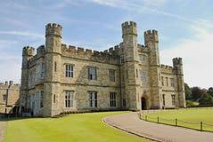城堡英国肯特利兹 库存照片