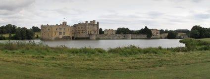 城堡英国肯特利兹 免版税图库摄影