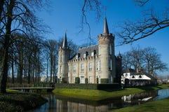 城堡荷兰语 库存图片