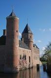 城堡荷兰语 库存照片