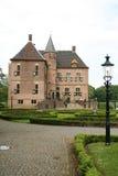 城堡荷兰vorden 库存照片