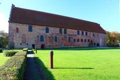 城堡菲英岛 免版税库存图片