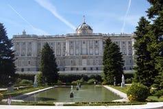 城堡西班牙语 免版税库存图片