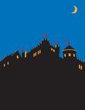 城堡设计 免版税库存图片
