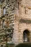 城堡详细资料 库存图片