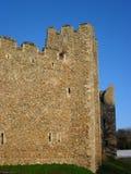 城堡诺曼底人 库存照片
