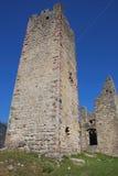 城堡贝尔福 库存照片