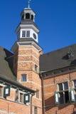 城堡赖因贝克- III -霍尔斯坦-德国 图库摄影