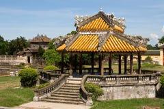 城堡越南 库存图片