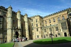 城堡达翰姆英国 库存图片