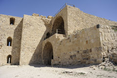 城堡运动南的乔丹 免版税库存照片