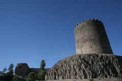 城堡迪亚巴克尔 免版税库存图片