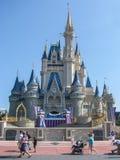 城堡迪斯尼王国魔术walt 免版税库存图片