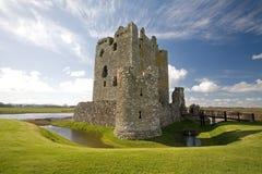 城堡邓弗里斯苏格兰threave 免版税库存照片