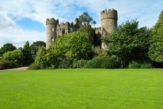 城堡都伯林爱尔兰malahide 图库摄影
