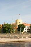 城堡里加 免版税库存图片