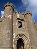 城堡门 免版税库存照片