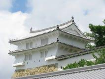 城堡防御姬路塔 库存图片
