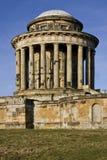 城堡霍华德陵墓-英国 免版税图库摄影