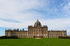 城堡霍华德 免版税库存图片