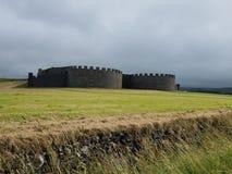 城堡领域 免版税库存图片