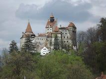 城堡麸皮罗马尼亚 免版税图库摄影