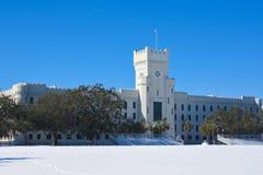 城堡,查尔斯顿,南卡罗来纳 免版税图库摄影