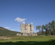 城堡,苏格兰 免版税图库摄影