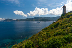 城堡, Garda湖,意大利 免版税图库摄影