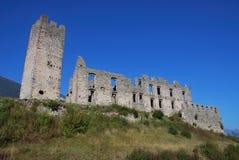 城堡贝尔福 库存图片