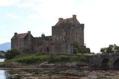 城堡-苏格兰 免版税库存图片