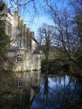 城堡 免版税库存照片