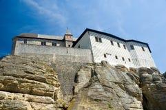 城堡 库存图片