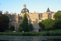 城堡- Bueckeburg - II -德国 库存照片