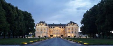 城堡augustusburg德国 免版税库存照片